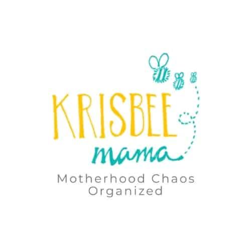 KrisBeeMama logo - Kristine Beaves