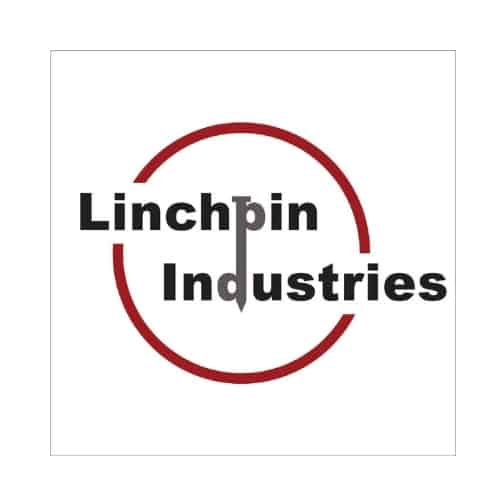 Linchpin Industries logo - Liz Bayardelle
